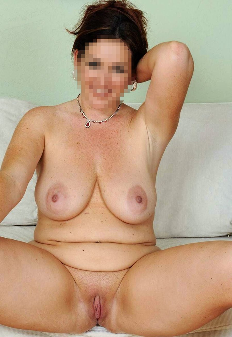 Photo de cougar nue